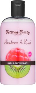 Bettina Barty Raspberry & Kiwi gel de ducha y baño