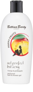 Bettina Barty Happy Fruits Mango & Pineapple gel de duche e banho