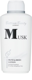 Bettina Barty Classic Musk leche corporal para mujer 500 ml