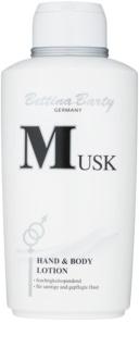 Bettina Barty Classic Musk Körperlotion für Damen 500 ml