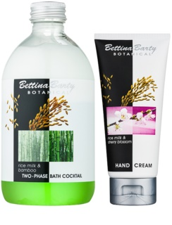 Bettina Barty Botanical Rice Milk & Bamboo Cosmetic Set I.