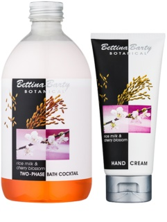 Bettina Barty Botanical Rise Milk & Cherry Blossom kozmetični set I.
