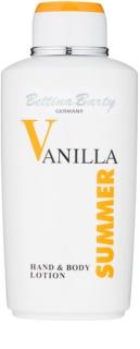 Bettina Barty Classic Summer Vanilla Körperlotion für Damen 500 ml