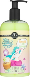Bettina Barty Vanilla Lime Cupcake gel de duche e banho