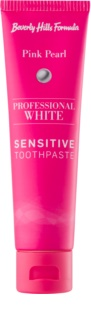 Beverly Hills Formula Professional White Range Whitening Toothpaste with Fluoride For Sensitive Teeth