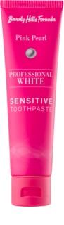 Beverly Hills Formula Professional White Range pasta de dientes con flúor para dientes sensibles
