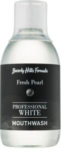 Beverly Hills Formula Professional White Range ustna voda z belilnim učinkom za obnovitev zobne sklenine