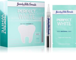Beverly Hills Formula Perfect White set za beljenje zob