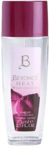 Beyonce Heat Wild Orchid Deo mit Zerstäuber für Damen 75 ml
