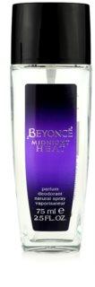 Beyoncé Midnight Heat Deo mit Zerstäuber für Damen 75 ml