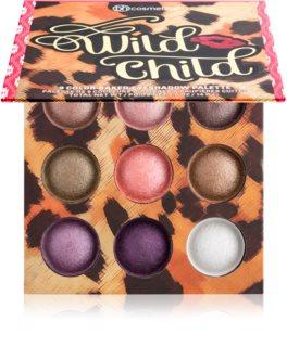 BH Cosmetics Wild Child palette de fards à paupières avec miroir