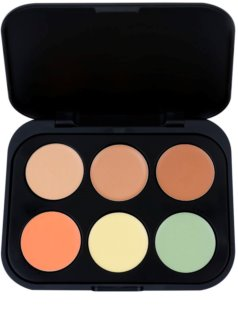 BH Cosmetics 6 Color paleta corectoare