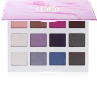BH Cosmetics Marble Cool Stone Lidschatten-Palette