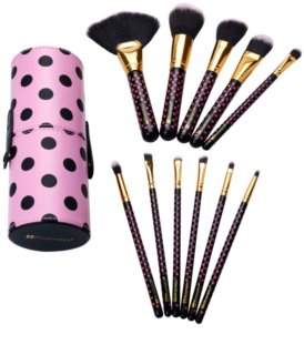BH Cosmetics Pink-A-Dot set kistova