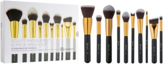 BH Cosmetics Sculpt and Blend 2 Penselen Set