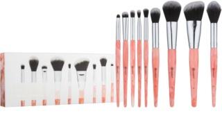 BHcosmetics Rose Quartz Brush Set