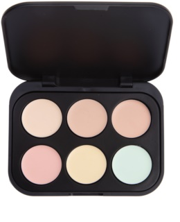 BHcosmetics 6 Color Concealer Palette