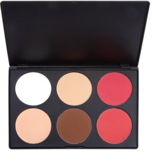 BHcosmetics Contour Rouge Palette
