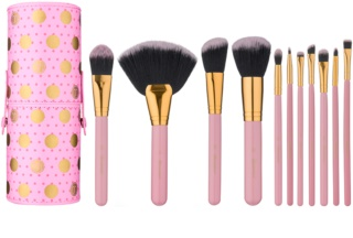 BHcosmetics Dot set di pennelli