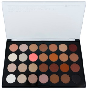 BHcosmetics Neutral Eyes paleta de sombras