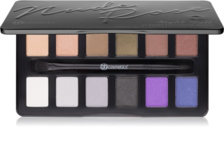 BH Cosmetics Nude Rose Night Fall Oogschaduw Palette