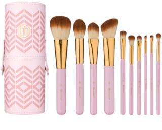 BHcosmetics Pink Perfection Pinselset