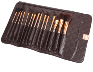 BHcosmetics Rose Gold Brush Set