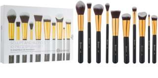 BHcosmetics Sculpt and Blend 3 Brush Set