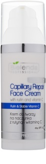 Bielenda Professional Capillary Repair Cream Against Skin Redness and Spider Veins SPF 15