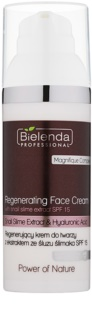 Bielenda Professional Power of Nature regenerierende Creme LSF 15