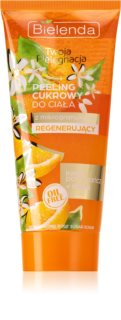 Bielenda Your Care Orange Blossom & Honey Suiker Peeling met Regenererende Werking