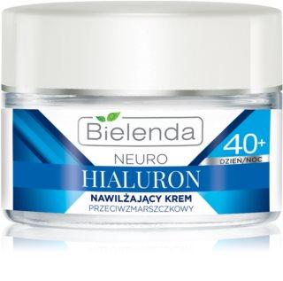 Bielenda Neuro Hyaluron hidratante concentrado com efeito alisador