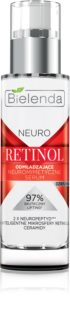 Bielenda Neuro Retinol sérum rejuvenescedor against expression wrinkles