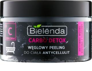 Bielenda Carbo Detox Active Carbon скраб за тяло с активен въглен