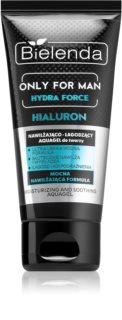 Bielenda Only for Men Hydra Force gel idratante per uomo