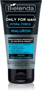 Bielenda Only for Men Hydra Force gel detergente lenitivo per uomo