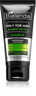 Bielenda Only for Men Bamboo Detox crema detoxifianta pentru barbati