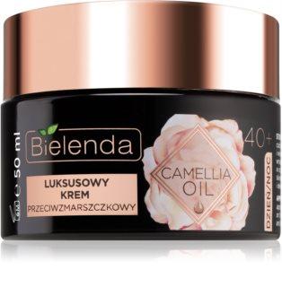 Bielenda Camellia Oil πολυτελής αντιρυτιδική κρέμα 40+