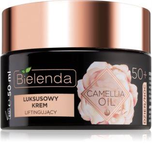 Bielenda Camellia Oil crema lifting de zi si de noapte 50+