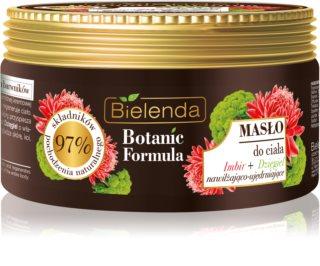 Bielenda Botanic Formula Ginger + Angelica manteiga corporal