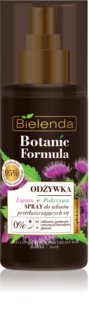 Bielenda Botanic Formula Burdock + Nettle ausspülfreier Conditioner im Spray für fettiges Haar