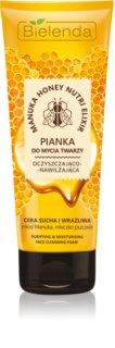 Bielenda Manuka Honey Espuma de limpeza