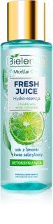 Bielenda Fresh Juice Lime Facial Essence For Combination To Oily Skin