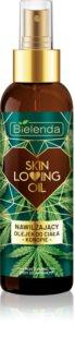 Bielenda Skin Loving Oil Hemp óleo hidratante nutritivo