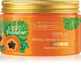 Bielenda Exotic Paradise Papaya peeling regenerujący