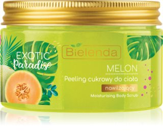 Bielenda Exotic Paradise Melon gommage hydratant au sucre