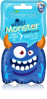 Bielenda Monster hydraterende sheet mask 3D