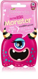 Bielenda Monster voedende sheet mask 3D