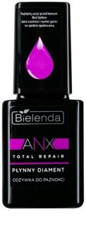Bielenda AXN Total Repair Liquid Diamond balsam pentru unghii