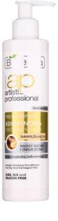 Bielenda Artisti Professional Repair Keratin feuchtigkeitsspendender Conditioner für trockenes und beschädigtes Haar